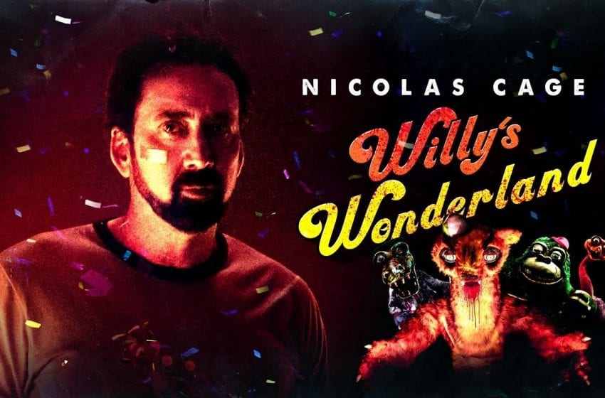 Willy's Wonderland Review: Nicolas Cage's Renaissance Continues