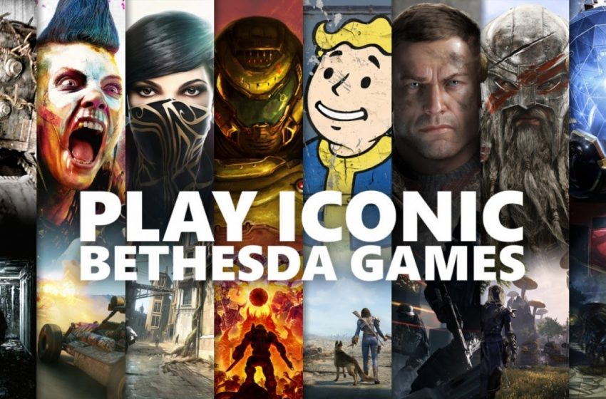 20 Bethesda Games Coming to Xbox Game Pass