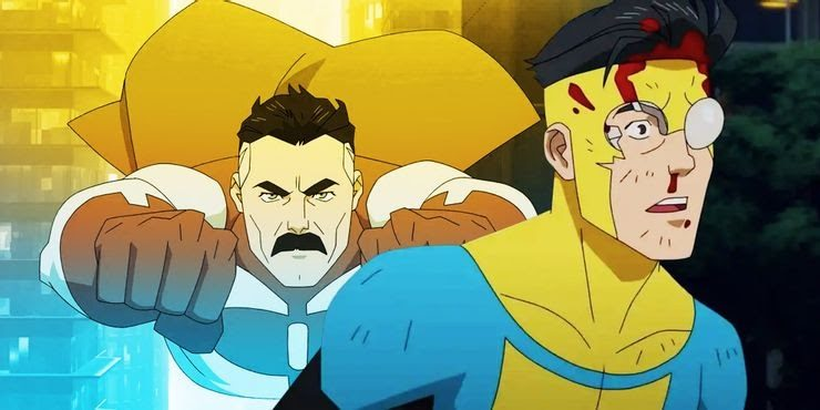 How  Amazon's 'Invincible' Changes It Up from the Comic