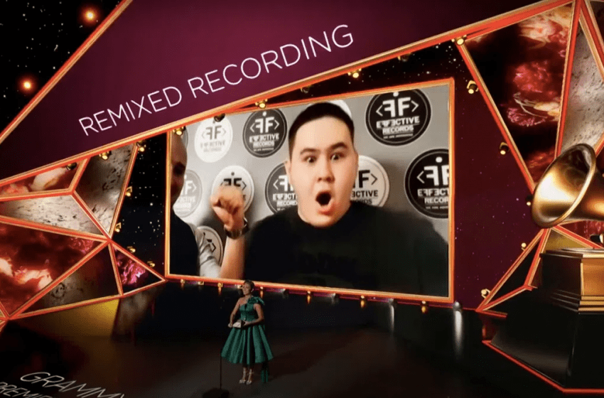 How the Roses Imanbek Remix Made Grammys History