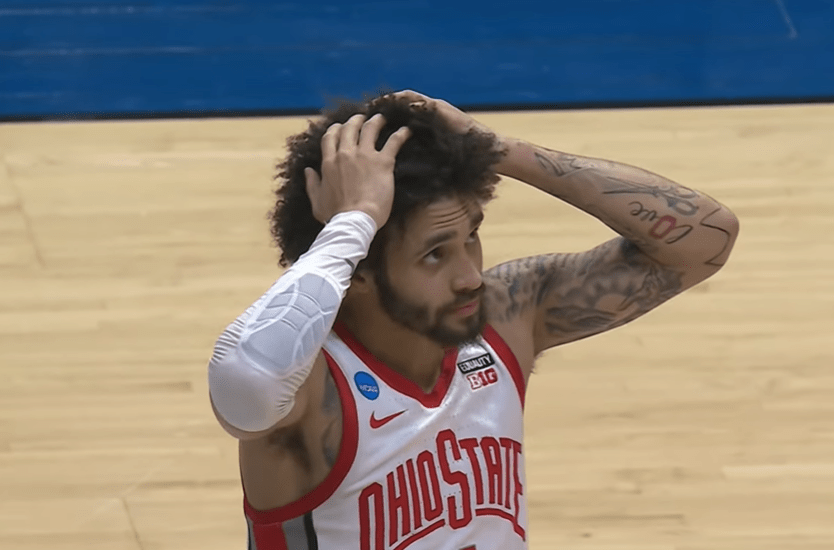 Ohio State falls to Oral Roberts