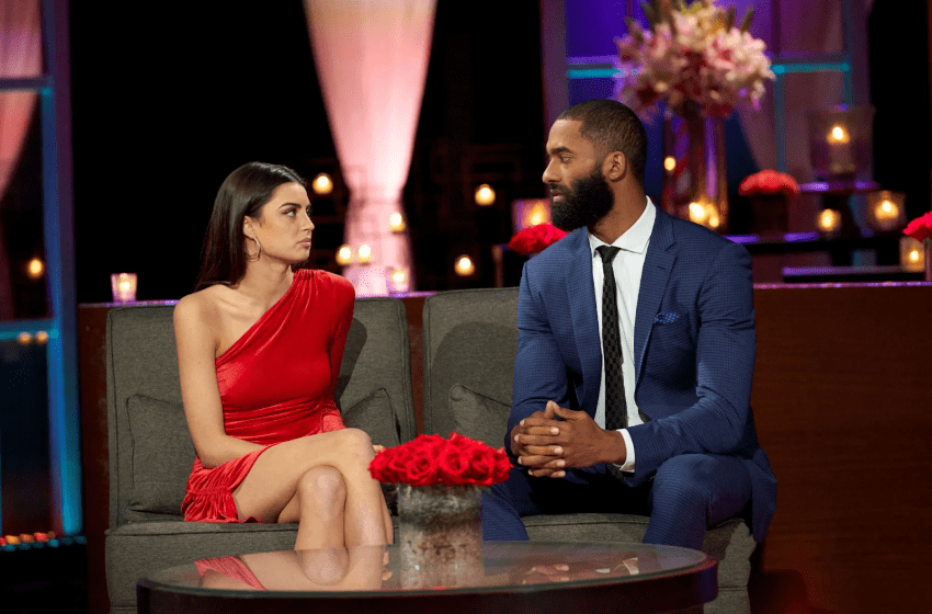Reality Bursts Reality TV's Bubble in The Bachelor Finale