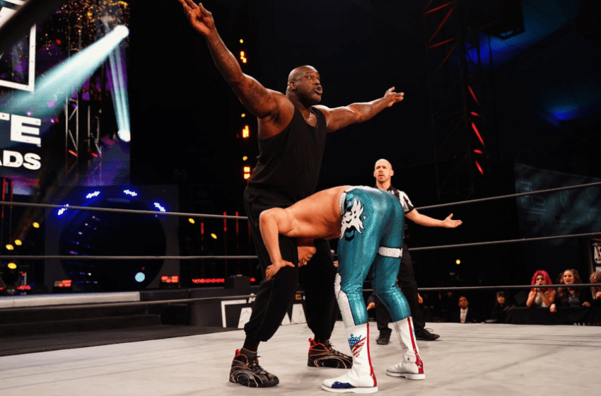 Top Six Celebrity Wrestling Matches Of All Time