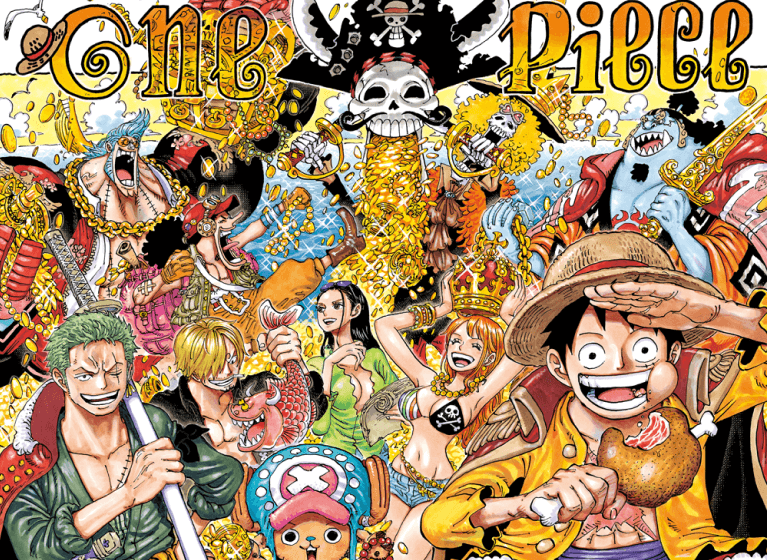 One Piece World Top 100  Final Results