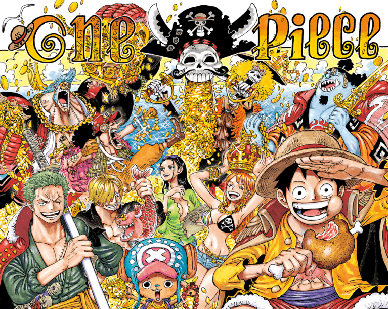 One Piece Poll Final Results